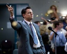DiCaprio, Leonardo [The Wolf of Wall Street] (54202) 8x10 Photo