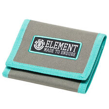Element Beyond Mens Wallet/purse Wallet - Charcoal One Size