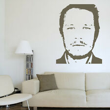 Heath Ledger Wandtattoo Wandaufkleber Kunst Iconic