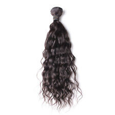 100%Virgin Peruvian Natural Wave Human Hair Weave Extension unprocessed bundle6a