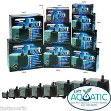 FREE SHIP AQUA ZONIC EVO SUBMERSIBLE Water Filter PUMP Fish Aquarium Tank Pond