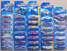2004 To 2011 Hot Wheels Mustang Choice Lot  All Diff - Items 51 to 104  2 of  2