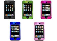 For Apple iPod Touch 2nd 3rd Gen Aluminum Plated Hard Case Cover Protector
