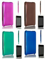 For Apple iPod Touch 2nd 3rd Gen 2G 3G Chrome Mirror Hard Case Cover Protector