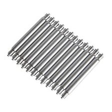 12 Fat Boy 2.5mm Watch Spring Bars Pins 18mm 19mm 20mm 21mm 22mm 23mm 24mm 26mm