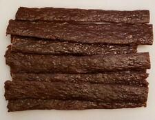 Papas Beef Jerky 1/2lb bag Made FRESH when ordered...