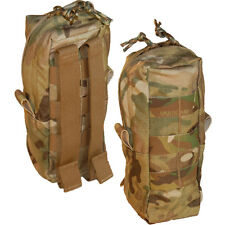 ATS Tactical Small Upright GP/Medical Pouch-Multicam-Coyote-Ranger Green-Black