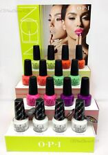 OPI Nail Lacquer- NEON SUMMER Collection 2014 - Pick Any Shade -READY TO SHIP