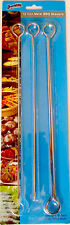 Shish Kabob BBQ Skewers Metal 12 Inch Summer Outdoor Barbecue1 2 3 4 Pack Choice