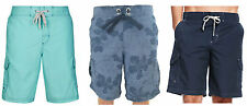 Mens FTHS Ex M&S Lined Swim Shorts With A Drawstring Fastening XS - XXL