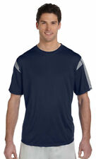 Russell Athletic Men's Moisture Wicking Polyester Short Sleeve T-Shirt. 6B2DPM