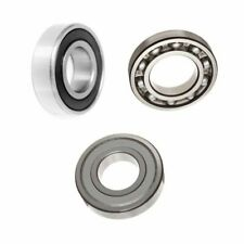6300 Series Quality C3 Clearance 2RS, ZZ & OPEN Metric Ball Bearing Choose Size: