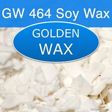 GW 464 SOY WAX FLAKES GREAT FOR CANDLES OR TARTS **FREE SHIPPING**