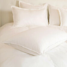 Luxury 400 Thread Count Primaloft Pima Cotton Sateen Pillow By Downlite