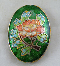1pcs Cloisonne Enamel Oval Spacers 19style-1 39-69mm O78