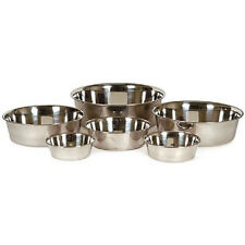 Heavy Weight Stainless Steel Pet Bowls