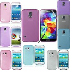 New 0.5mm Ultra Thin Case Cover Film Stylus For Samsung Galaxy S3 S4 S5 / Mini