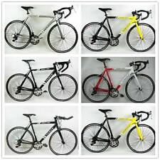 Racing Bike Road Bike  Racer Shimano 21 Speed ALUMILIUM FRAME gear bike bicycle