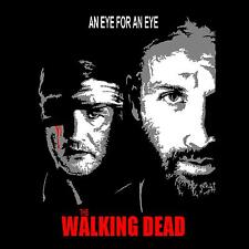 """The Walking Dead """"Eye for an Eye"""" T-shirt - Available in ALL SIZES  SHIPS FREE"""