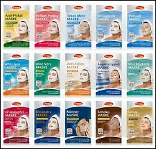 Schaebens - Beauty Face Mask / Masque - 14 flavors to choose - Original Germany