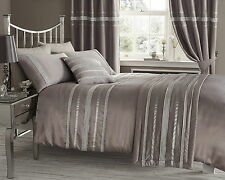 Stunning Design Tiffany In A Truffle Colour Quilt Cover Sets & Accessories WoW!