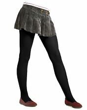 Beautiful Black Victoria Youth Girl's Tights  40 Denier  Hosiery by Lady K