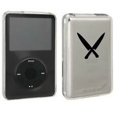 For Apple iPod Classic Hard Case Cover 6th 80gb 120gb 7th 160gb Chef Knives