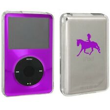 For Apple iPod Classic Hard Case 6th 80gb 120gb 7th 160gb Cowgirl Riding Horse
