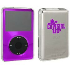 For Apple iPod Classic Hard Case Cover 6th 80gb 120gb 7th 160gb Cowgirl Up Hat