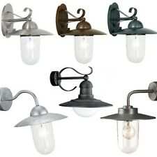 Outdoor Fisherman Garden Wall Vintage Exterior Porch Patio Light Lighting IP44