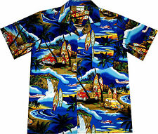 Hawaiian Shirt Hawaian Hawai Hawaii Hawaiishirt Aloha Hawaishirt Beach Party M-3