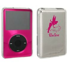 For Apple iPod Classic Hard Case Cover 6th 80gb 120gb 7th 160gb Fairy Believe
