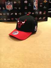 Mitchell & Ness NBA Flexfit Cap Chicago Bulls NBA Basketball Team Flexfit Cap