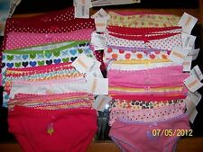 NWT Gymboree Panties size M 7 - 8. Choose any design