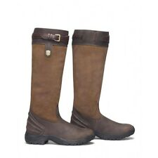 Mountain Horse Forest Highlander Riding Boots for Ladies and Men