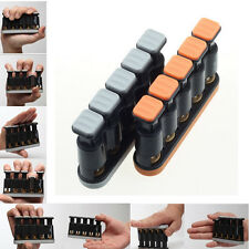 Guitar Bass Hand Forearm Finger Exerciser Wrist Tension Extend Grip Strengthener