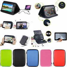 """Colorful Speaker Leather Case+Free Film For 10.1"""" LG G Pad 10.1 V700 Andriod Tab"""