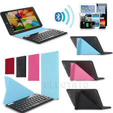 "Universal Slim Bluetooth Keyboard With Case For All 9~11"" Android Windows Tablet"