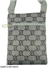 Designer Inspired Unisex Mini Messenger Bag - Brand New - Various Colours