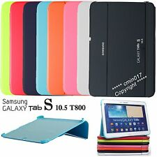 Ultra Slim Case Smart Sleep BOOK Cover For Samsung Galaxy Tab S 10.5 T800 T805