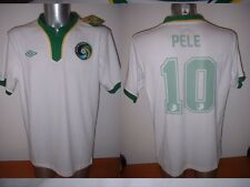 New York Cosmos PELE Shirt Jersey BNWT M L XL Umbro Football Soccer NASL Brazil