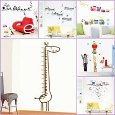 DIY Removable Vinyl Kids Child Nursery Room Home Decor Mural Wall Stickers Decal