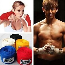 Unisex Body Hand Protective Wraps Bandage Sport Boxing Gloves Support Supply-W