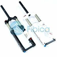 New 2014 Manitou Marvel Ltd MTB Remote MILO Lockout XC Air Fork White Black