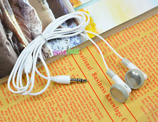 Lot headset in-ear earphone earbud Headphone 3.5mm for MP3 MP4 Cellphone Phone