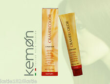KEMON CRAMER COLOR  100mL TUBE HAIR COLOR WITH VEGETABLE OILS 2ND LISTING