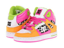 Girls Woman Kids DC Shoes or Osirus Sneakers High Top 2 5 6  6.5  7  7.5 8  8.5