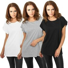 URBAN CLASSICS LADIES EXTENDED SHOULDER TEE FRAUEN SHIRT