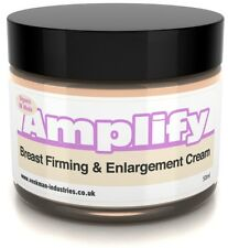 Amplify Breast Firming Enlargement Cream Boost Your Bust 100% Natural & Organic