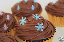 edible christmas snowflakes, cake decorations any 4th set free